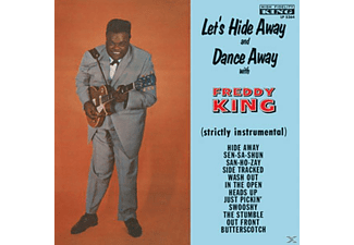 Freddie King - Let's Hide Away And Dance Away With Freddie King- - (Vinyl)