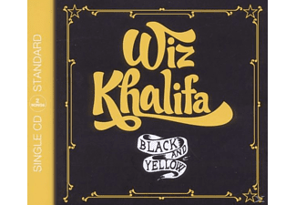 Wiz Khalifa - Black And Yellow (2track) [5 Zoll Single CD (2-Track)]