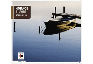 Horace Silver - Creepin' In - (CD)