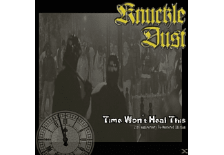 Knuckledust - Time Won't Heal This (Re-Mastered) - (Vinyl)