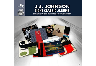 J.J. Johnson - 8 Classic Albums - (CD)