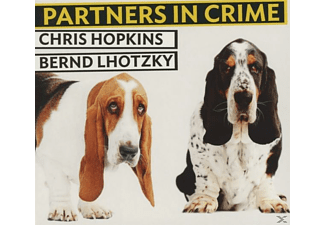 Lhotzky,Bernd/Hopkins,Chris - Partners In Crime - (CD)