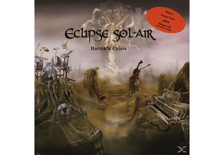 Eclipse Sol-air - Bartoks Crisis (Doppel-Vinyl & Cd) [LP + Bonus-CD]