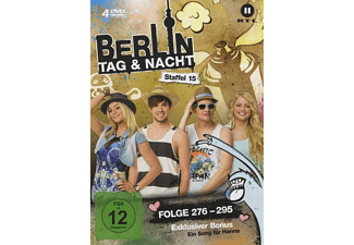 Berlin - Tag & Nacht - Staffel 15 [DVD]