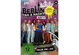 Berlin - Tag & Nacht - Staffel 16 (Limited Edition) [DVD]