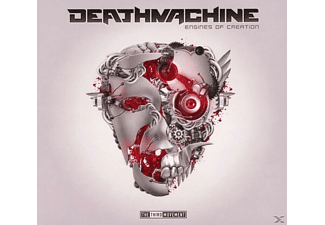 Deathmachine - Engines Of Creation - (CD)