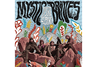 Mystic Braves - Desert Islands - (Vinyl)