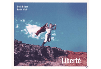 Gulli Briem Earth Affair - Liberte [CD]
