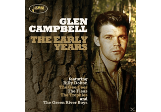 Glen Campbell - Early Years - (CD)