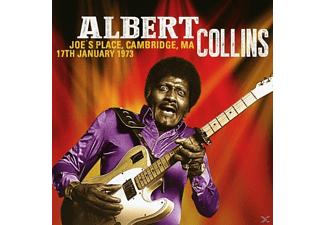 Albert Collins - Joe's Place, Cambridge, Ma 17th January 1973 [CD]