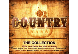 VARIOUS - Country-The Collection [CD]