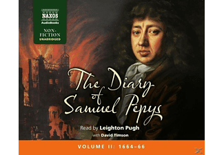 The Diary Of Samuel Pepys: Vol.2 - 29 CD - Hörbuch