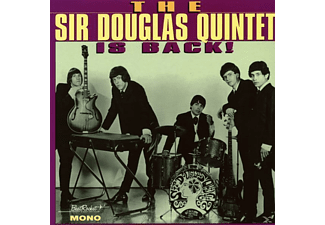 The Sir Douglas Quintet - Is Back (180g Edition) - (Vinyl)