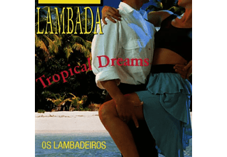 Os Lambadeiros - Lambada-Tropical Dreams - (CD)
