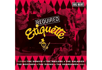 VARIOUS - Required Etiquette - (CD)