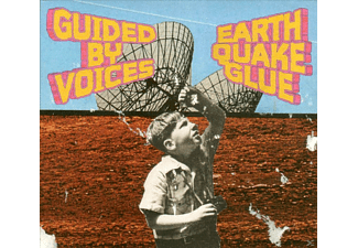 Guided By Voices - Earthquake Glue - (CD)