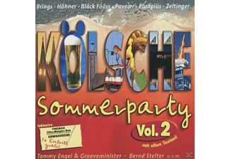 VARIOUS - Koelsche Sommerparty-Vol.2 [CD]