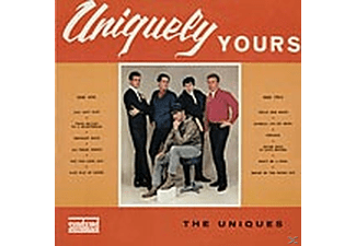 The Uniques - Uniquely Yours - (Vinyl)