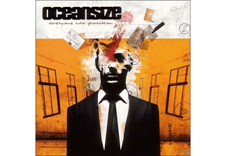 Oceansize - Everyone Into Position [CD]