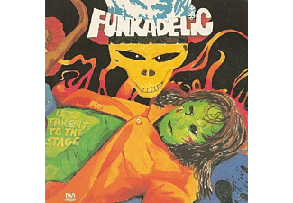 Funkadelic - Let's Take It To The Stage - (Vinyl)