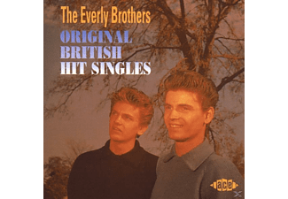 The Everly Brothers - Original British Hit Singles [CD]