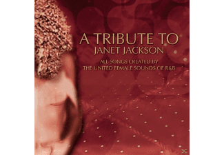 VARIOUS - Tribute To Janet Jackson - (CD)