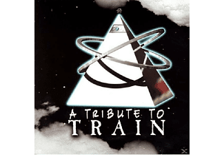 VARIOUS - Tribute To Train - (CD)