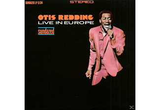Otis Redding - Live In Europe - (Vinyl)