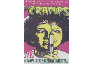 The Cramps - Live At Napa State Mental Hospital - (DVD)