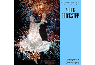 Klaus Tanzorchester Hallen - More Quickstep - (CD)