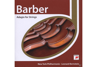 New York Philharmonic - Esprit/Adagio For Strings [CD]