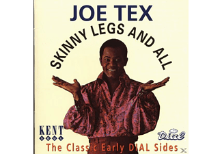 Joe Tex - Skinny Legs and All - (CD)