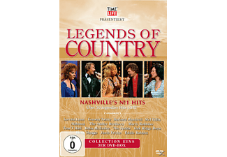 VARIOUS - Legends Of Country [DVD]