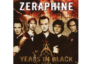 Zeraphine - YEARS IN BLACK - BEST OF [CD]