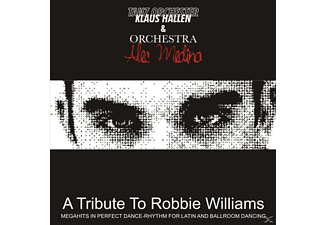 Alec Orchestra Medina - A Tribute To Robbie Williams - (CD)
