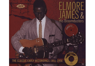 Elmore James - Early  Recordings 1951-1956 - (CD)