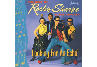 Rocky Sharpe And The Replays - Looking  For An Echo - (CD)