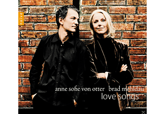 VON OTTER,ANNE SOFIE & MEHLDAU,BRAD - Love Songs - (CD)
