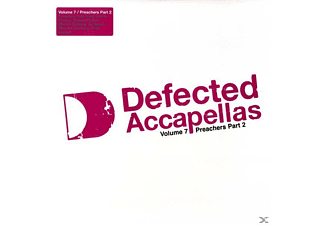 VARIOUS - Defected Accapellas Vol.7 - (Vinyl)