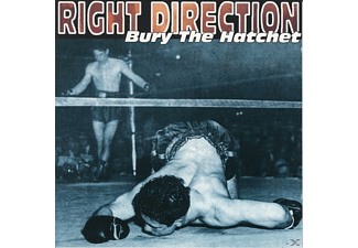 Right Direction - Bury The Hatchet [CD]