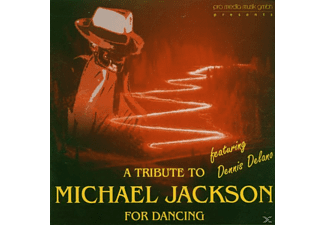 Dennis Delano - Michael Jackson For Dancing - (CD)