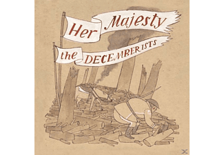 The Decemberists - Her Majestry - (Vinyl)