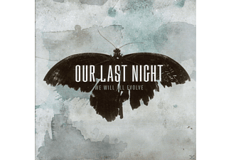 Our Last Night - We Will All Evolve - (CD)