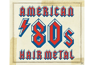 VARIOUS - American 80's Hair Metal - (CD)