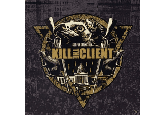 Kill The Client - Set For Extinction - (CD)