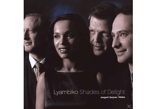 Lyambiko - Shades Of Delight (Remastered Version) - (CD)