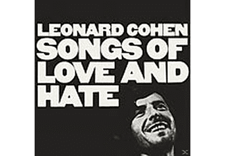 Leonard Cohen - Songs Of Love And Hate - (Vinyl)