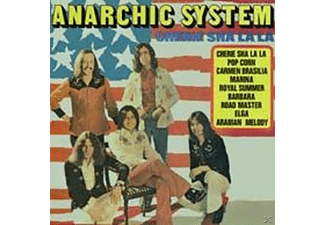 Anarchic System - Cherie Sha-La-La [CD]