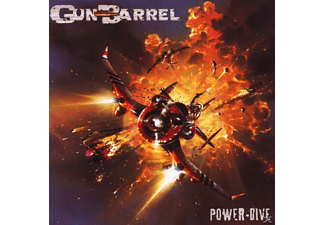 Gun Barrel - Power Drive - (CD)