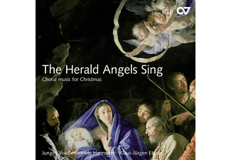 Vokalensemble Hannover - The Herald Angels Sing - (CD)